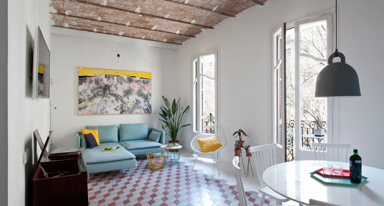 El negocio de apartamentos turísticos en Barcelona vive un auge desde hace años