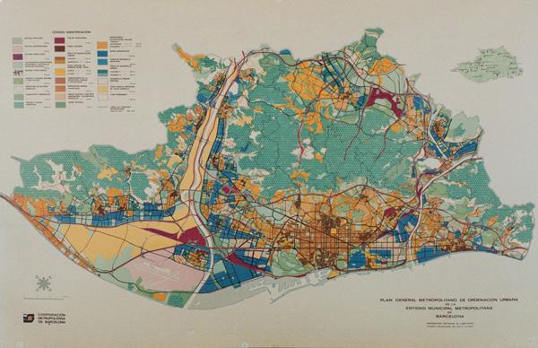plan general metropolitano pisos con licencia turistica en hospitalet